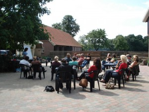 Workshop N.H. paardentaal 1